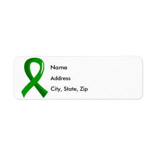 Awareness Ribbon 3 Traumatic Brain Injury TBI