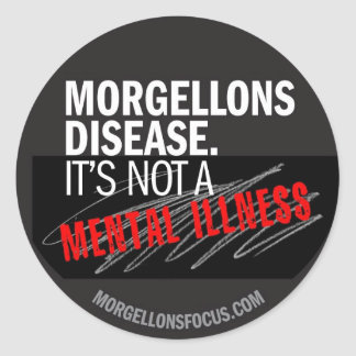 Awareness Sticker – Black