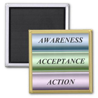 AwarenessAcceptanceAction Magnet
