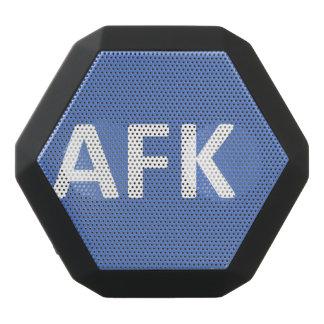 Away from keebord black bluetooth speaker