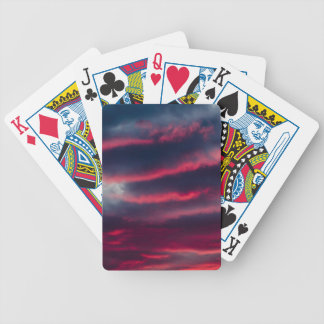 away from our window bicycle playing cards