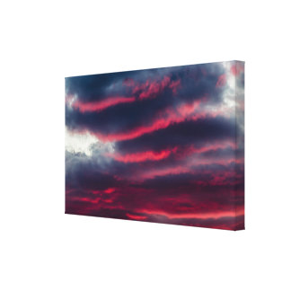 away from our window canvas print