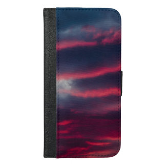 away from our window iPhone 6/6s plus wallet case