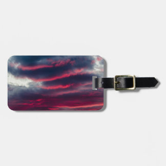 away from our window luggage tag