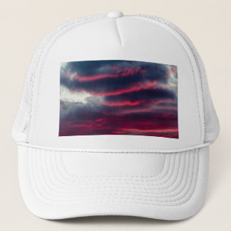 away from our window trucker hat
