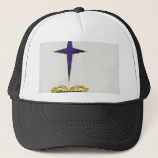 Away In a Manger Trucker Hat