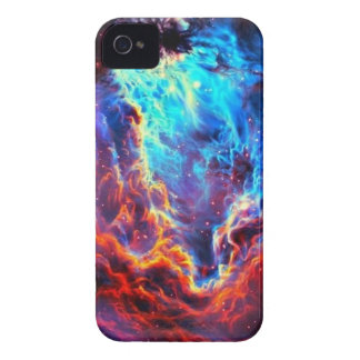 Awe-Inspiring Color Composite Star Nebula iPhone 4 Case-Mate Case