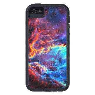 Awe-Inspiring Color Composite Star Nebula iPhone 5 Cover