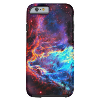 Awe-Inspiring Color Composite Star Nebula Tough iPhone 6 Case