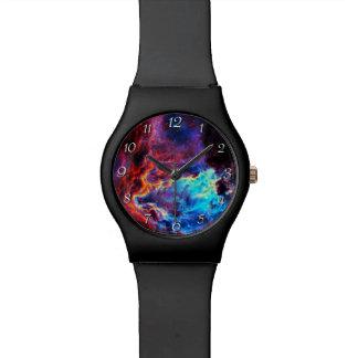 Awe-Inspiring Color Composite Star Nebula Watch