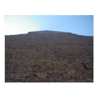 Awe-inspiring Pyramid in Egypt Postcard