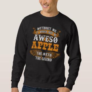 Aweso APPLE A True Living Legend Sweatshirt