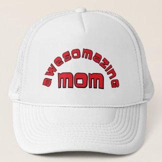 Awesomazing Mom (1) Trucker Hat
