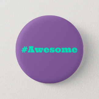Awesome 2 Inch Round Button