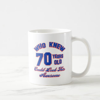 awesome 70 coffee mug