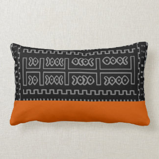 Awesome Abstract Pattern Lumbar Pillow
