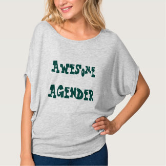 Awesome Agender Shirt