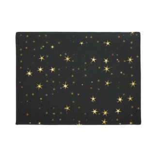 Awesome allover Stars 02A Doormat