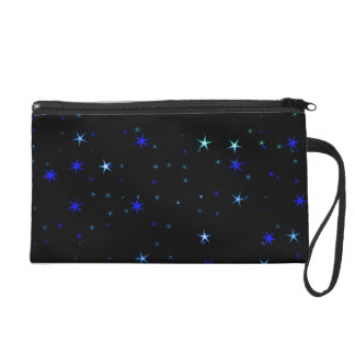 Awesome allover Stars 02C Wristlet