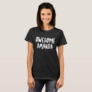 Awesome Amanda T-Shirt