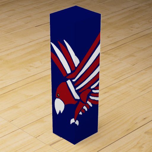 Awesome American Eagle Wine Gift Box Wine Boxes