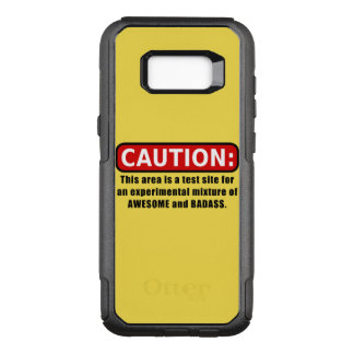 Awesome and Badass OtterBox Commuter Samsung Galaxy S8+ Case