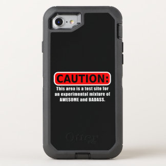 Awesome and Badass OtterBox Defender iPhone 8/7 Case