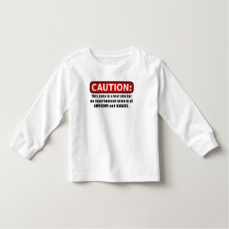 Awesome and Badass Toddler T-shirt