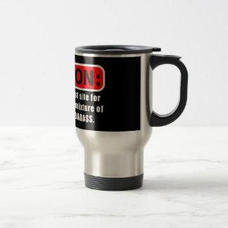 Awesome and Badass Travel Mug