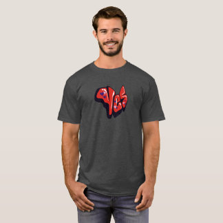 Awesome and edgy graffiti style T-shirt! T-Shirt