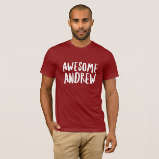 Awesome Andrew T-Shirt