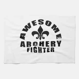 AWESOME ARCHERY FIGHTER TOWELS
