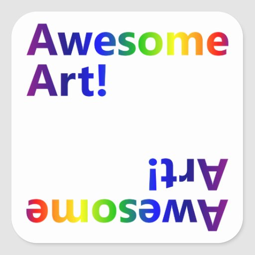 Awesome Art Stickers