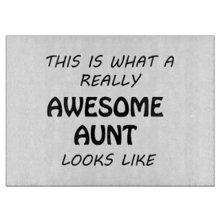 Awesome Aunt Boards