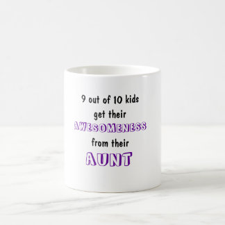 Awesome Aunt Mug