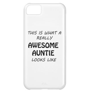 Awesome Auntie Case-Mate iPhone Case