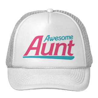 Awesome Auntie Hats
