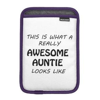 Awesome Auntie iPad Mini Sleeve
