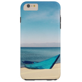 Awesome Beach Turquoise Water Tough iPhone 6 Plus Case