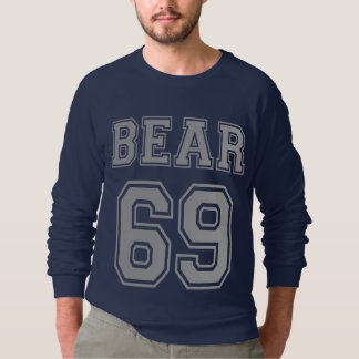 Awesome Bear 69 Sweatshirt