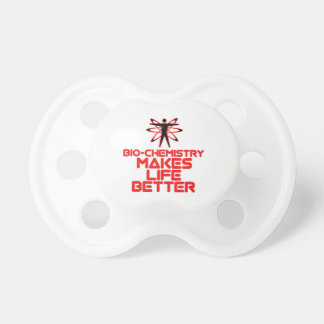 awesome BI0-CHEMISTRY designs Pacifier