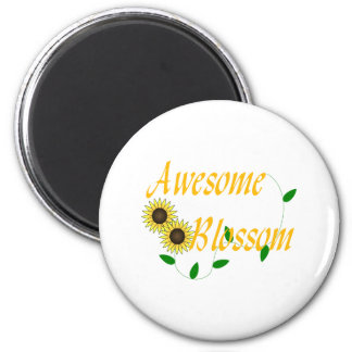 Awesome Blossom Magnet