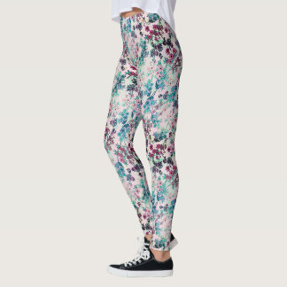 Awesome Blossoms Leggings