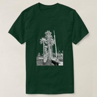 Awesome Boardwalk Palms T-Shirt