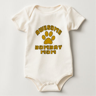 AWESOME BOMBAY MOM BABY BODYSUIT