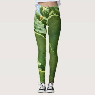 AWESOME CACTUS LEGGINGS