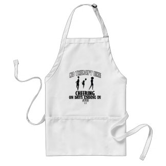 Awesome Cheering DESIGNS Standard Apron
