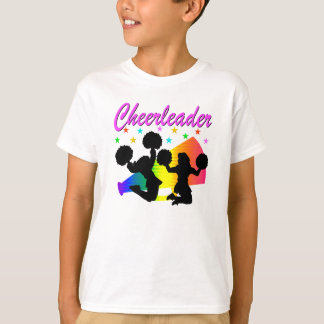 AWESOME CHEERLEADER MEGAPHONE DESIGN T-Shirt