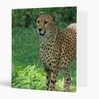 Awesome cheetah binder