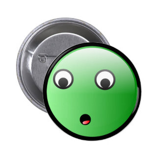 Awesome Curious 2 Inch Round Button